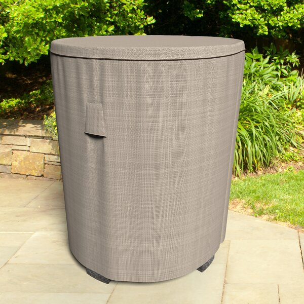 English Garden Round AC Cover by Budge Industries