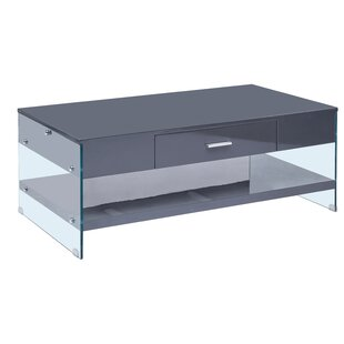 Ceja Coffee Table with Storage