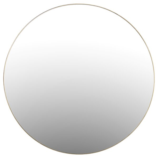 Raquel Round Accent Mirror by Corrigan Studio
