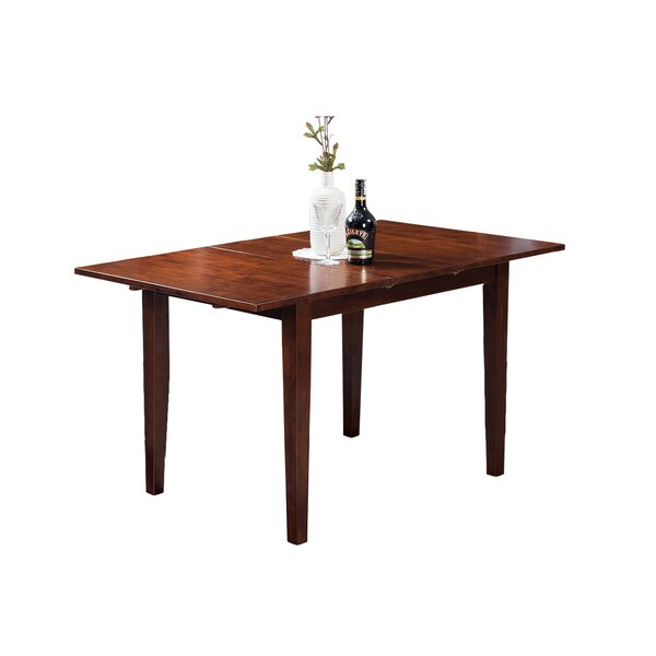 Armstrong Extendable Solid Wood Dining Table by TTP Furnish