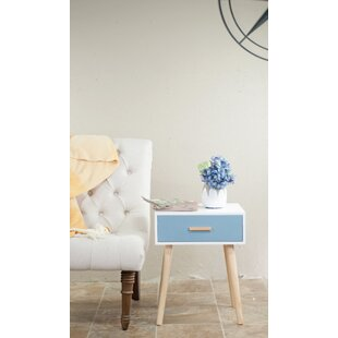 Shropshire End Table with Storage
