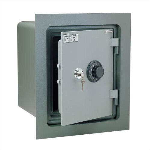 1-Hour Fireproof Wall Safe by Gardall Safe Corporation