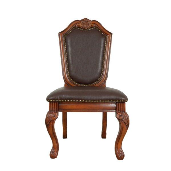 Agatha Chifon Side Chair (Set of 2) by Astoria Grand