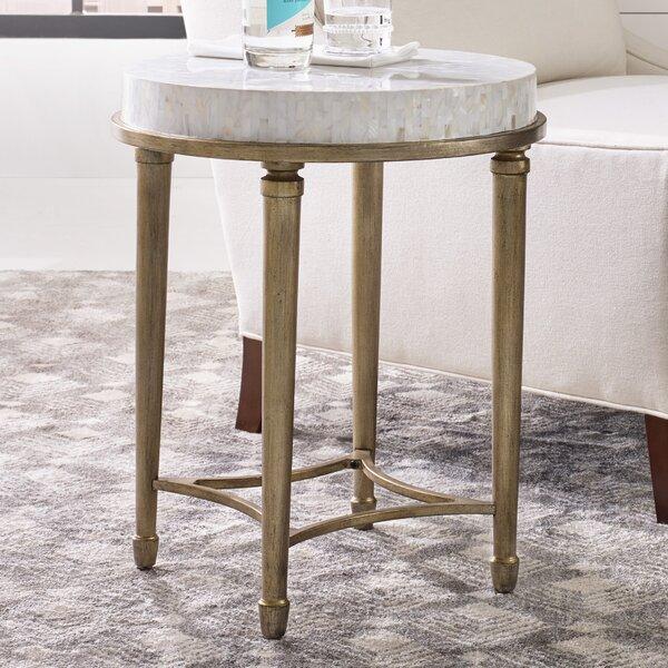 Aura End Table By Cynthia Rowley
