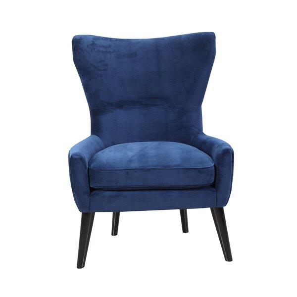 Bonham Wingback Chair by Corrigan Studio