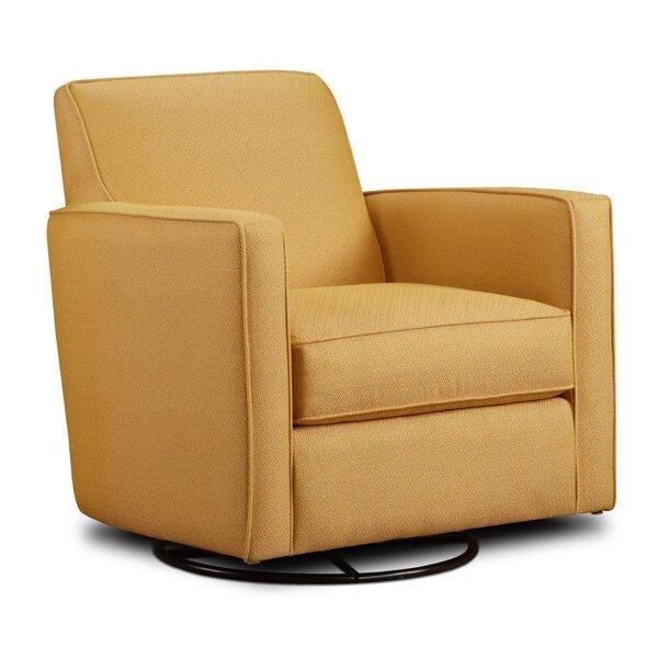 Ballina Citrine Swivel Armchair by Wrought Studio Wrought Studio