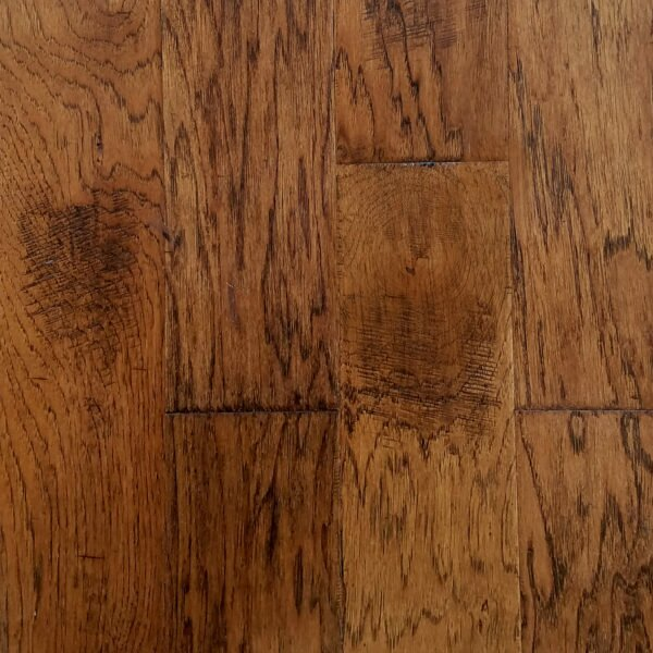 Manchester 5 Engineered Hickory Hardwood Flooring in Grain by Welles Hardwood
