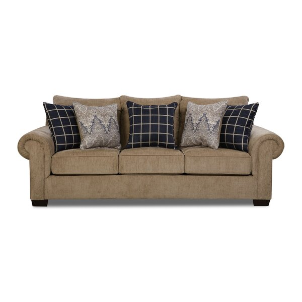 Della Sofa by Simmons Upholstery by Alcott Hill