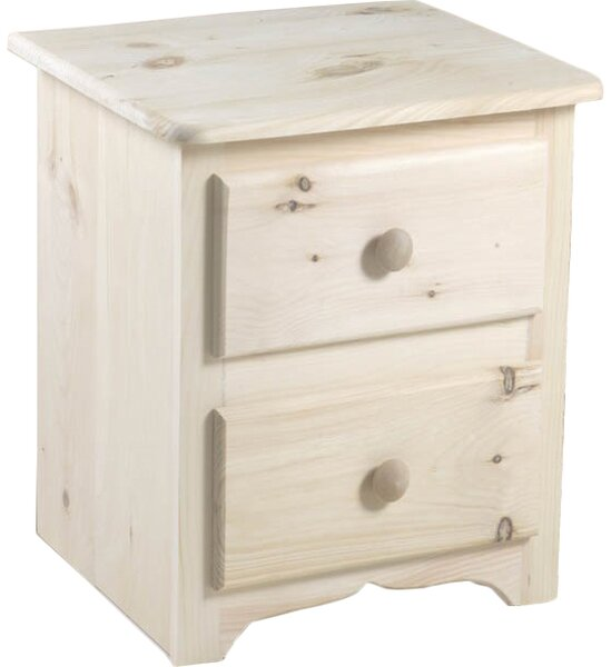Landry 2 Drawer Nightstand by Chelsea Home