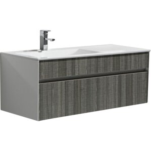 modern bathroom vanities.  Modern Single Bathroom Vanities AllModern