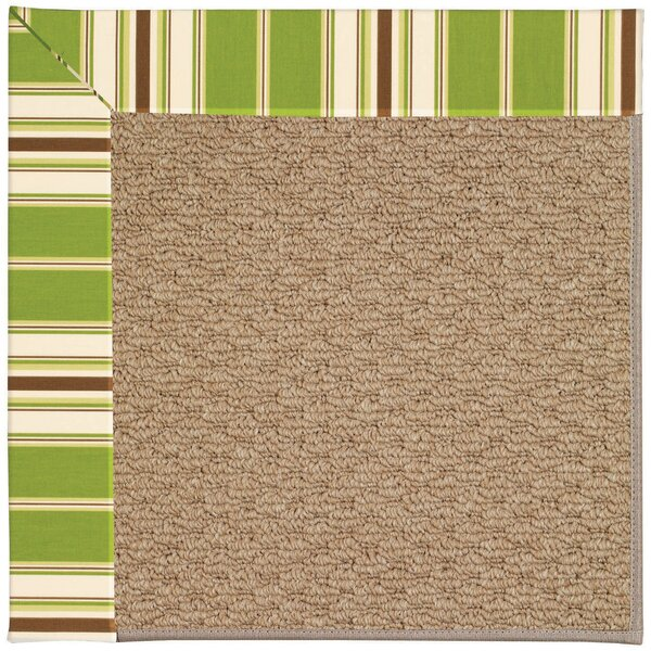 Lisle Machine Woven Indoor/Outdoor Area Rug by Longshore Tides