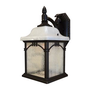 Compare prices Sonoma 1-Light Outdoor Wall lantern By Special Lite Products