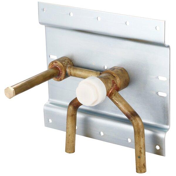 Single Handle Bathroom Wall Mount Vessel Filler Valve Set by Pioneer