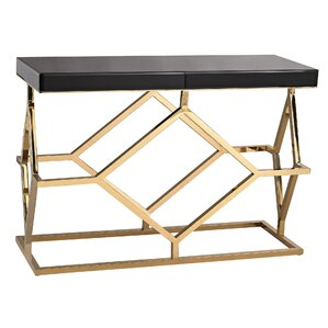 Tathana Rectangle Console Table by Willa Arlo Interiors