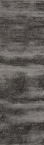 Esser Graphite Iron Ore Striped Area Rug by Brayden Studio