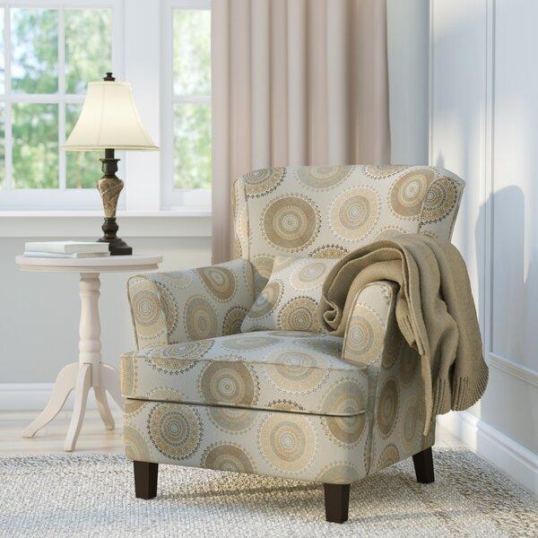 Monroe Armchair by Alcott Hill