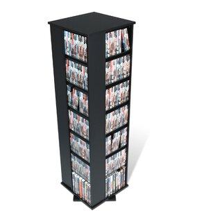 Cataleya Spinning 4Sided Multimedia Revolving Tower