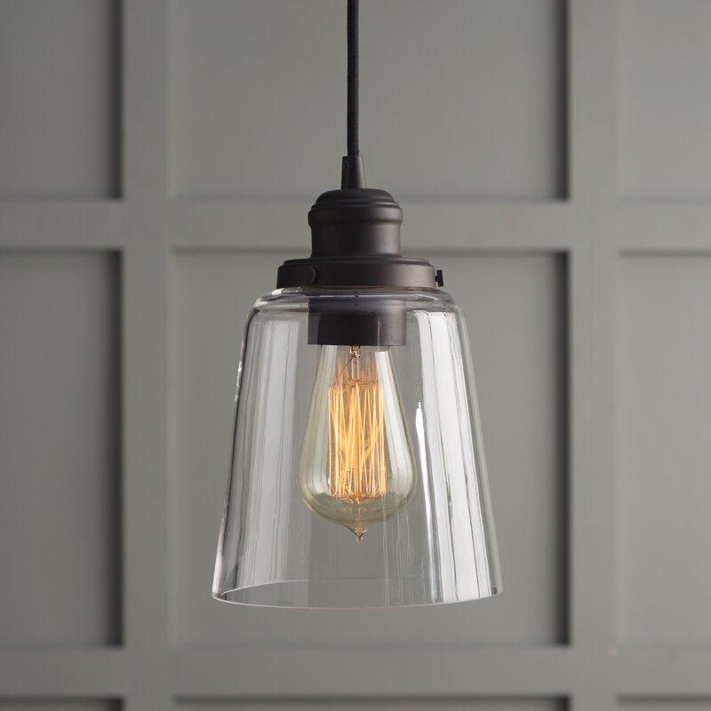 Birch Lane™ 1-Light Mini Pendant & Reviews