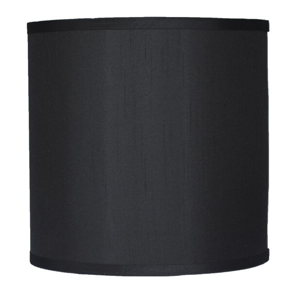 Classic 10 Faux Silk Drum Lamp Shade by Urbanest
