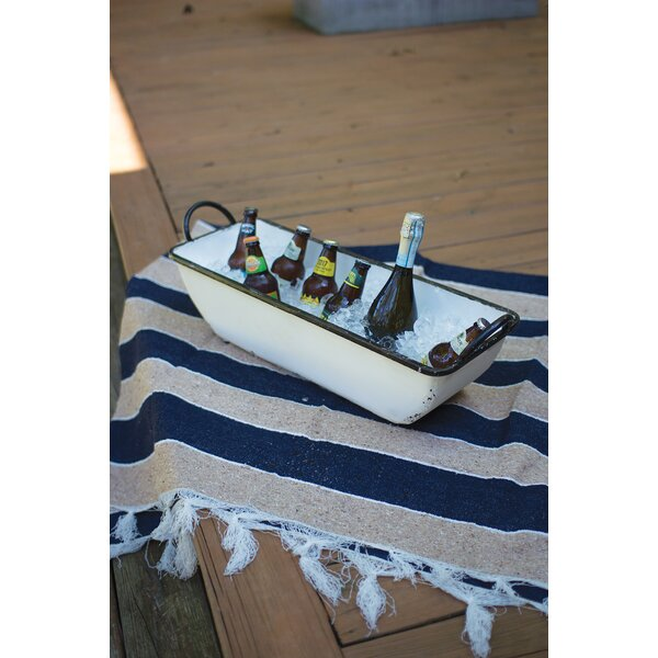 Wherry Rectangle Beverage Tub by Gracie Oaks