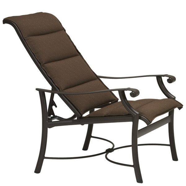 Montreux Padded Sling Patio Chair by Tropitone