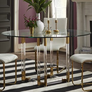 Top Reviews Ortega Dining Table ByWilla Arlo Interiors
