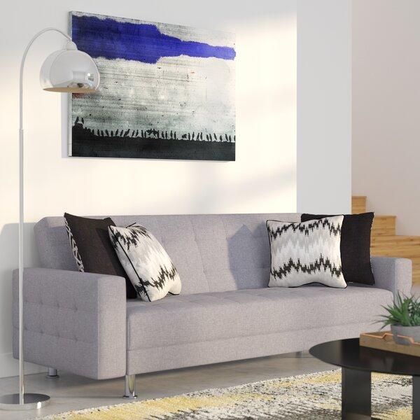 Spirit Lake Convertible Sleeper Sofa by Wade Logan