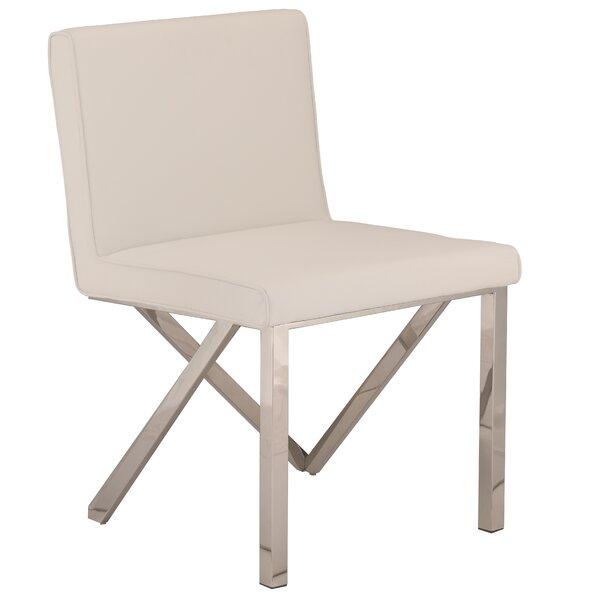 Kata Upholstered Dining Chair by Orren Ellis