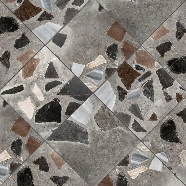 San Polo Decor 18 x 18 Porcelain Field Wall and Floor Tile