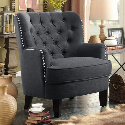 Wingback Accent Chairs You Ll Love In 2019 Wayfair