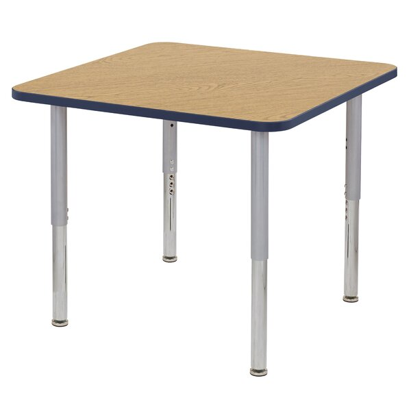 T-Mold Adjustable Activity Table by ECR4kids