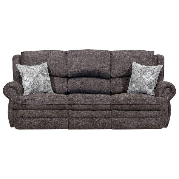 Review Jazmine Reclining Sofa