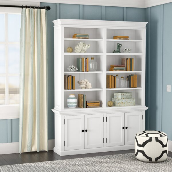 Amityville Oversized Set Bookcase by Beachcrest Home