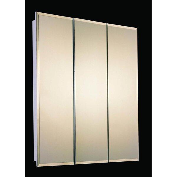 Dallas 30 X 36 Recessed Medicine Cabinet by Ebern Designs