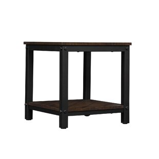 Look for Elisa End Table (Set of 2) By World Menagerie