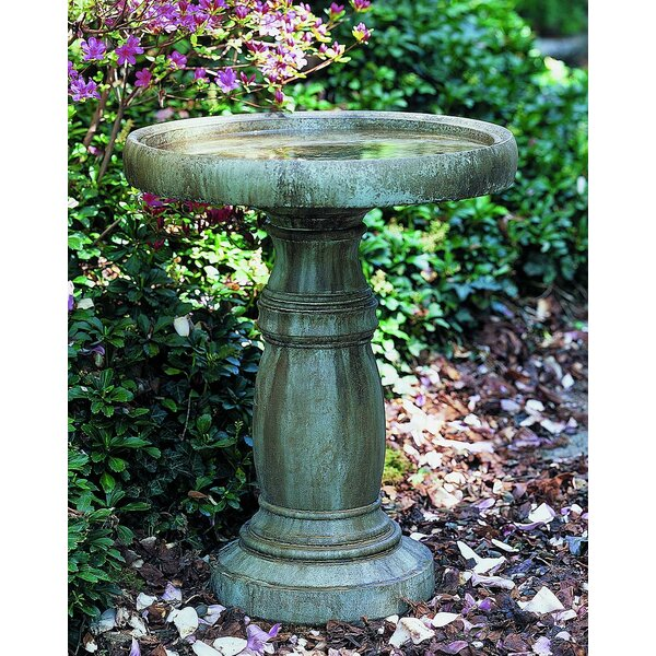 Classic Large Birdbath by Campania International
