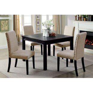 Harms Wooden Piece Counter Height Dining Table Set By Red Barrel - Looking for dining table and chairs