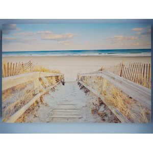 Katherine Gendreau Waiting For Summer Photographic Print on Wrapped Canvas by Beachcrest Home