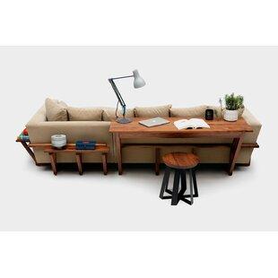 LRG Solid Wood Writing Desk