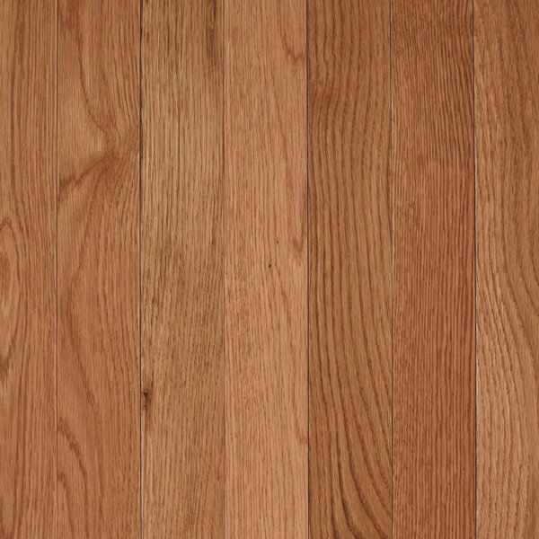 Randleton 2-1/4 Solid Oak Hardwood Flooring in Golden by Mohawk Flooring