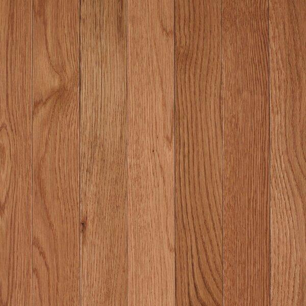 Randleton 2-1/4 Solid Oak Hardwood Flooring in Golden by Mohawk Flooring
