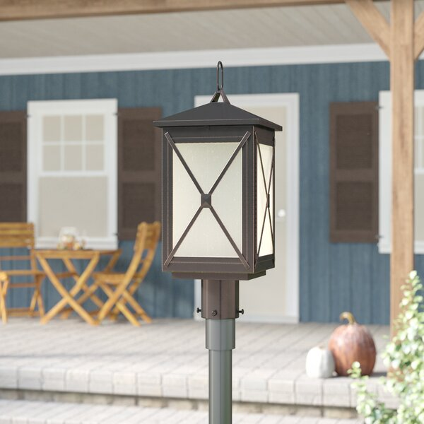 Sagebrush 1-Light LED Lantern Head by Laurel Foundry Modern Farmhouse