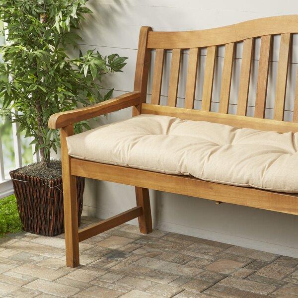 Wayfair Basics Indoor & Outdoor Bench Cushion by W