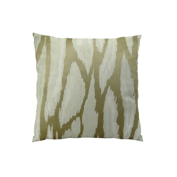 Convection Throw Pillow by Plutus Brands