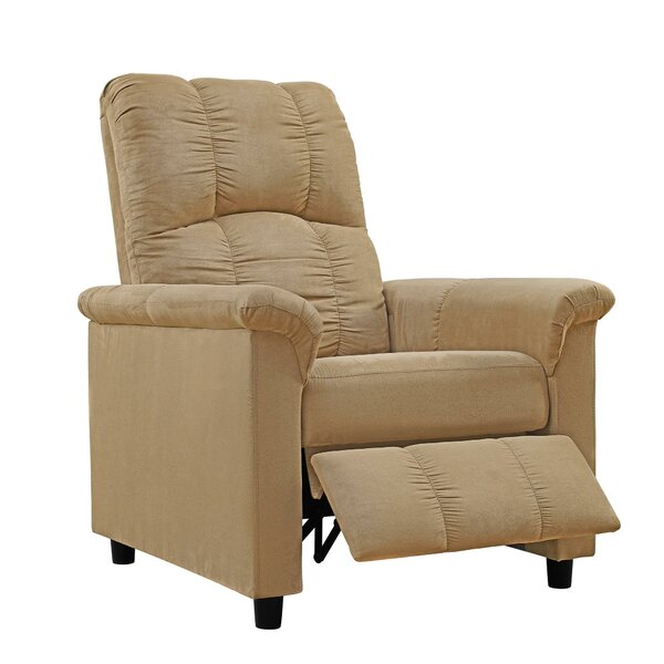 Kiernan Manual Recliner by Andover Mills