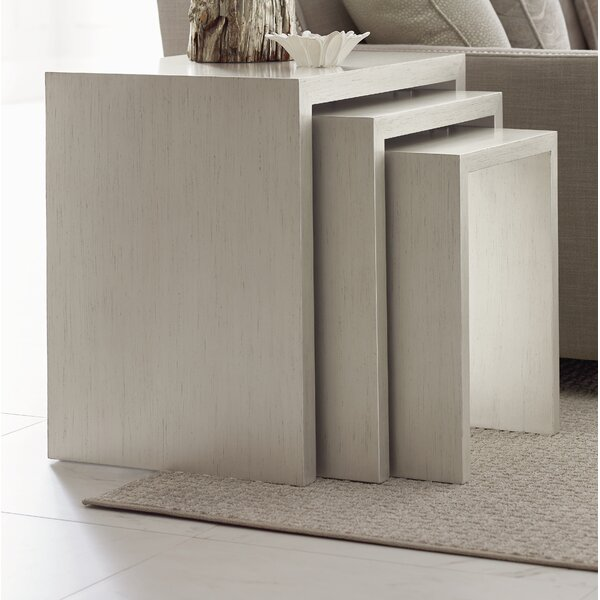 Cinema 3 Piece Nesting Tables By Rachael Ray Home