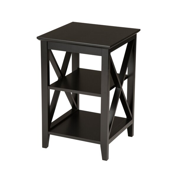 Balfor End Table By Charlton Home