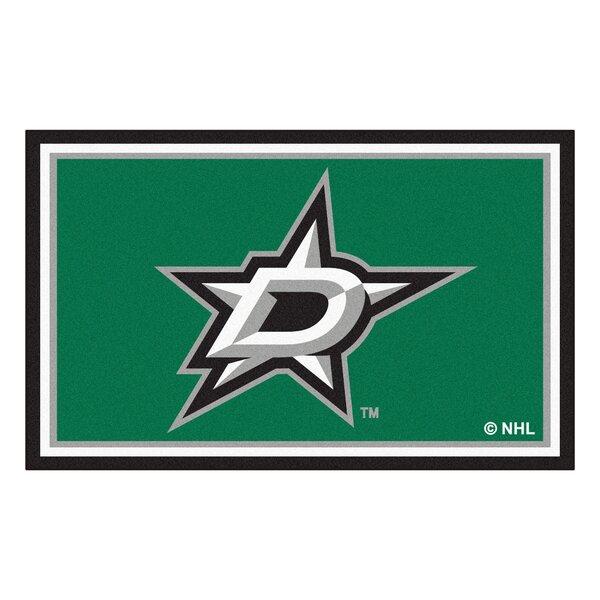 NHL - Dallas Stars 5x8 Doormat by FANMATS