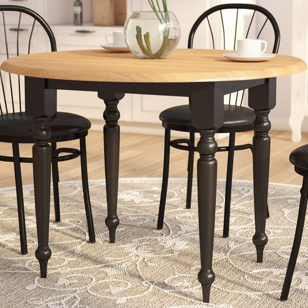 Bargain Belle Haven Double Drop Leaf Dining Table By Andover Mills Spacial Price