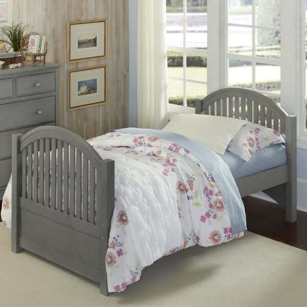 Nickelsville Twin Slat Bed by Three Posts Baby & Kids